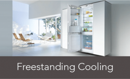 Miele Freestanding Cooling